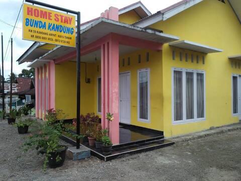 Home Stay near Lembah Anai Padang Bukit tinggi