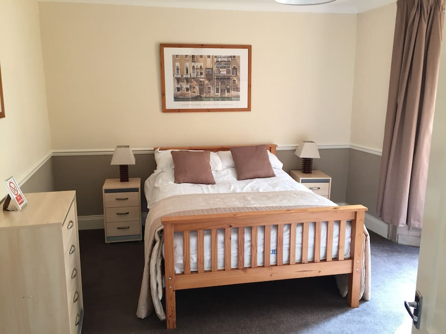 Ground Floor Double bed