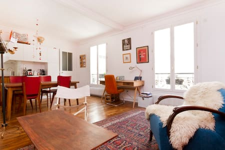 60m2 neuf and eclectique  !!! - París - Pis