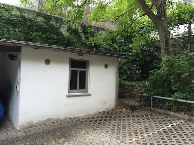 Kleines gemütliches Garagenzimmer - Eltville - Lägenhet