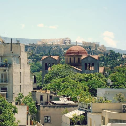 Acropolis View - Athina - Appartement