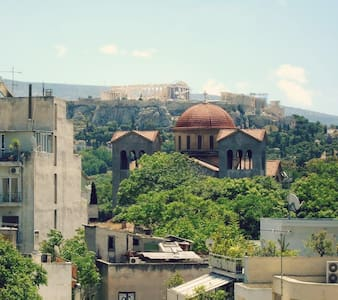Acropolis View - Athina - อพาร์ทเมนท์