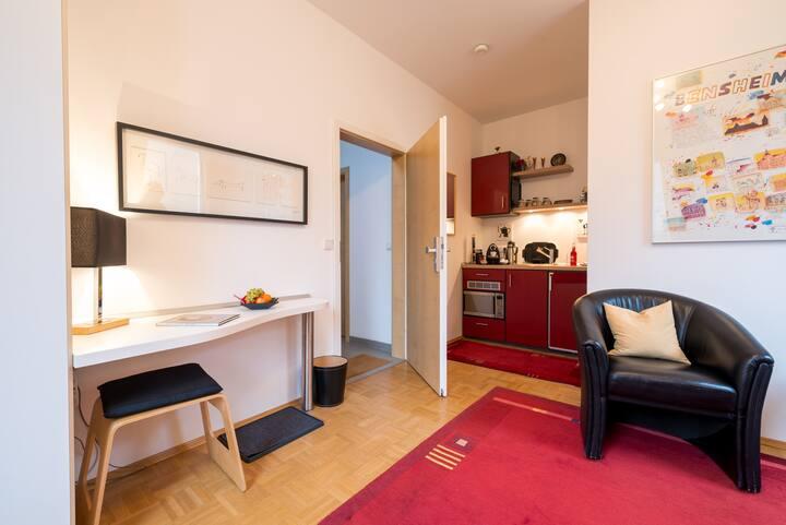 Tiny Apartment Bessungen
