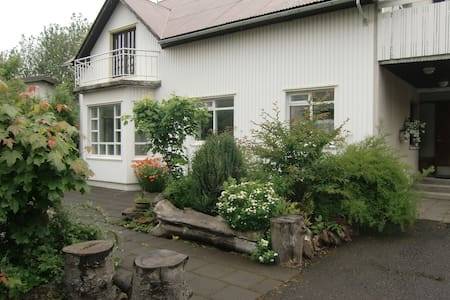 Private room in Selfoss - Selfoss - House