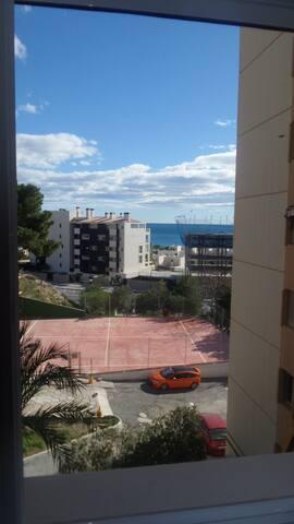 VILLAJOYOSA OCEANFRONT - La Vila Joiosa - Lägenhet