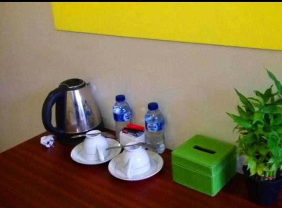 Tea & Coffee Making Facility