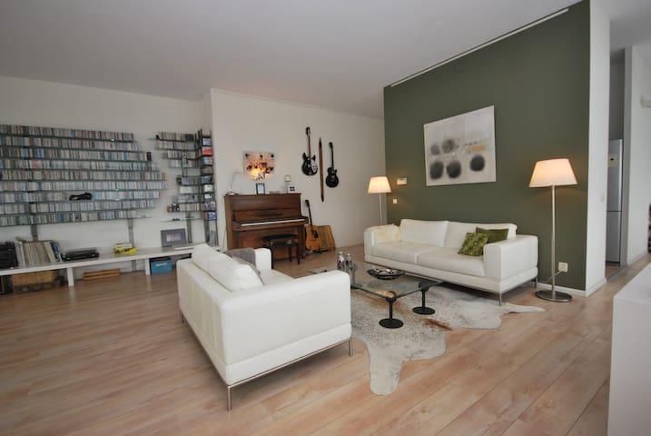 New York Loft-achtig appartement - Rijswijk - Daire