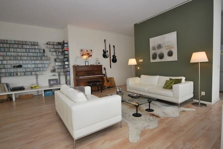 New York Loft-achtig appartement - Rijswijk - Квартира