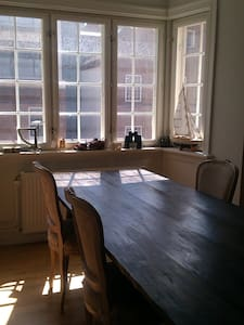 Lovely apt. close to city and metro - København - Apartment
