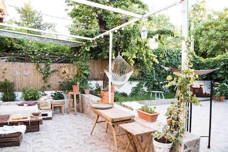 Perfect Room & garden Madrid - I