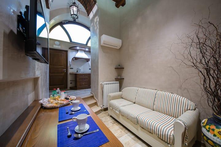 B B La Casa Nel Giardino Appartamenti In Affitto A Piano Di Sorrento Campania Italia