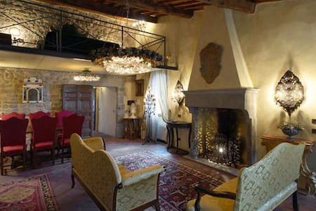 Luxury Medieval Tower near Florence - Figline Valdarno