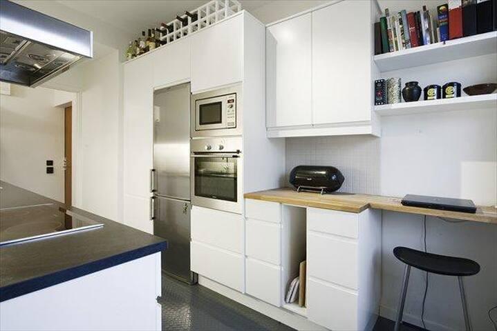 Beautiful apartment in City Center - Stockholm - Lägenhet