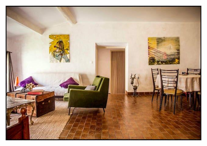 A la Maison de Clermont - Clermont-l'Hérault - Apartment