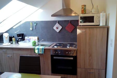Gemütliche Unterkunft mit Küche und Badezimmer - Pirmasens