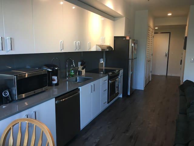 Brand New Studio Apartment in Ballard