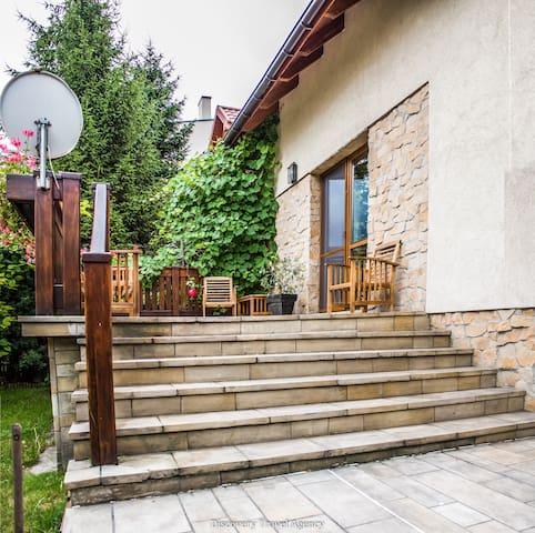Luxury Cracow Apartments/comfty