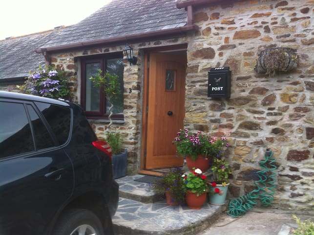 Cosy Barn,unspoilt Cornwall - Sheviock - Bed & Breakfast