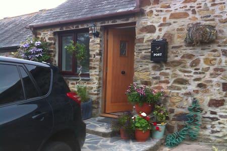 Cosy Barn,unspoilt Cornwall - Sheviock
