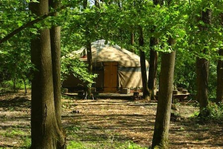 Savannah Yurt - East Grinstead - 蒙古包