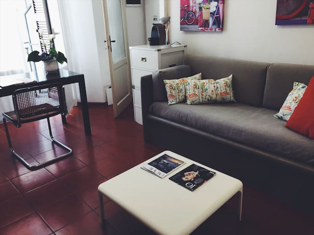Beautiful nest in the city center - Via Milano - Daire