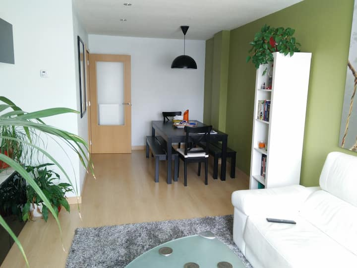 Nice room in 2 bedrooms appartment