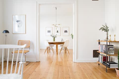 Lovely apartment in Aarhus city central
