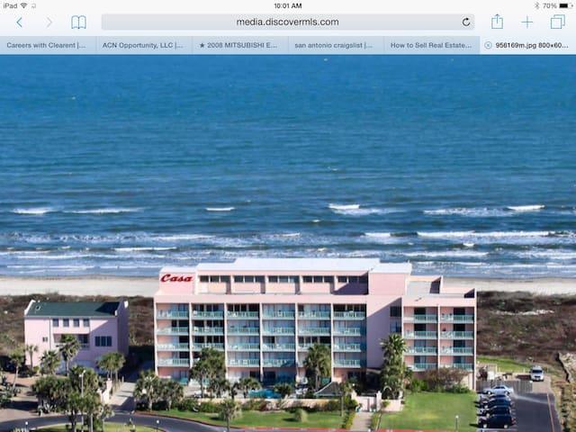 Awesome Condo on the Beach - Port Aransas - Apartment