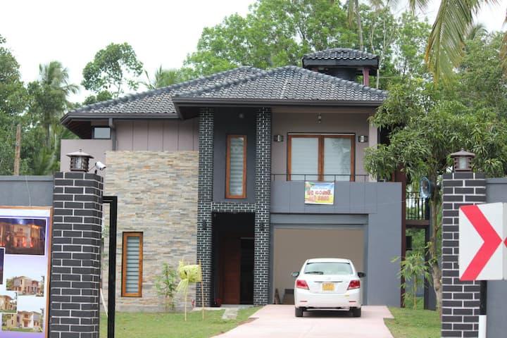 Modern Australian Style House in Katupotha