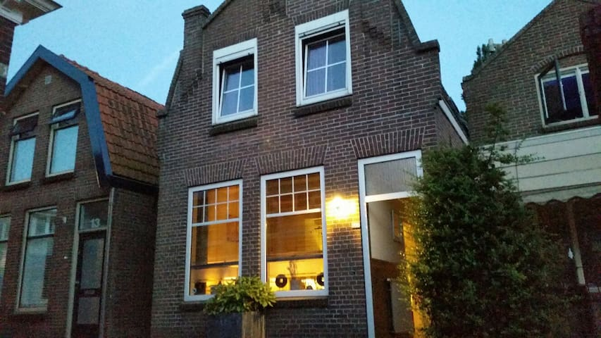 Lovely House in Old Town Centre - Enkhuizen - Hus
