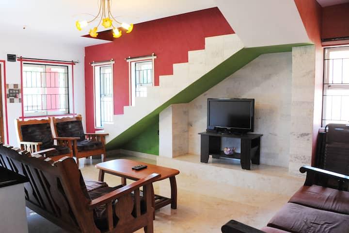 Coorg Vaishnavi Villa-Homefood-2ndFloor-WiFi-No-TV