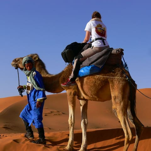 Berber Tents - Hassilabied - Tenda