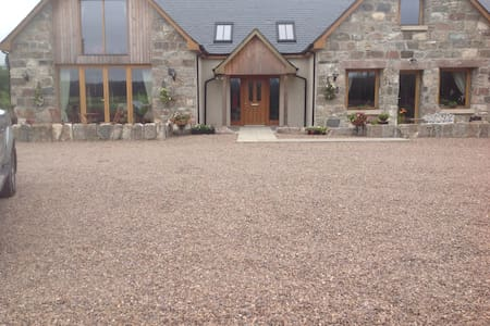 Belskavie Croft bed & breakfast - Aberdeen - Pousada