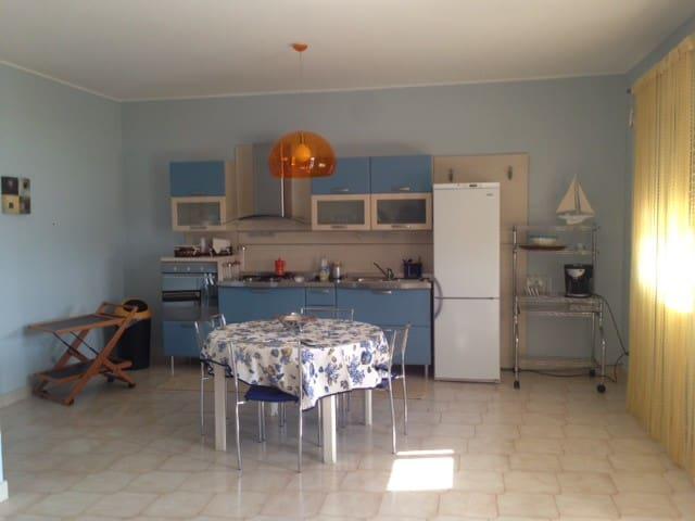 Appartamento vista mare Kamarina - Scoglitti - Appartement