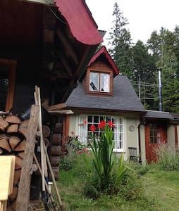 Charming Studio Upper Roberts Creek - Roberts Creek - Appartement