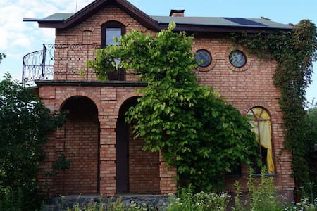Дом с баней, 10 км от Минска - Papiernia - Haus
