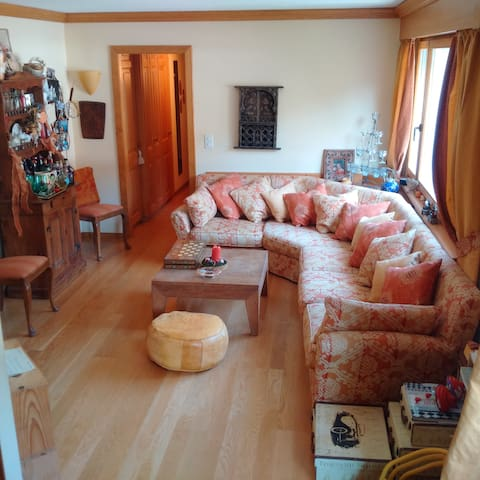 Stylish 2BD with pool, sauna & Wifi - Lens - Apartamento