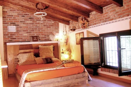 Agri B&B dei Laghi - Nido di Rondine - Taino - 家庭式旅館