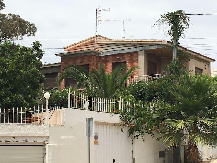 Casa en Playa Calarreona