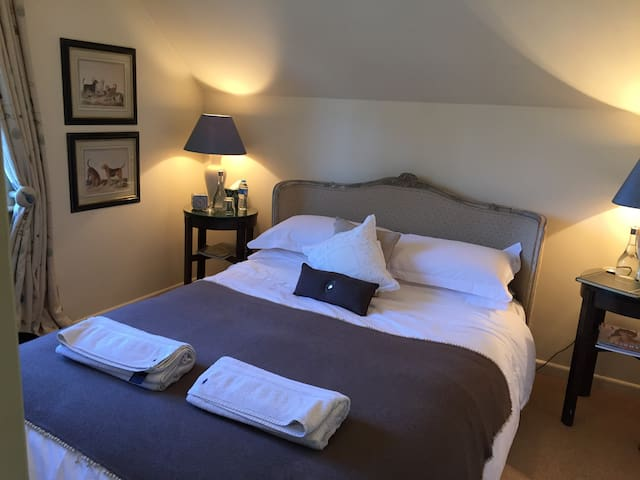 Private room in Chilton Foliat - Hungerford - Inap sarapan