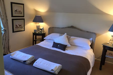 Private room in Chilton Foliat - Hungerford - Bed & Breakfast