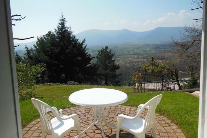 Chalet moderne superbe vue - Obernai - Chalé