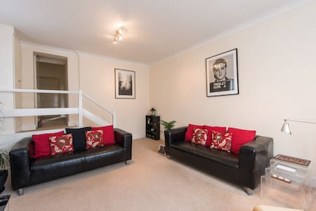 Cosy flat in leafy Belsize Park - Appartement