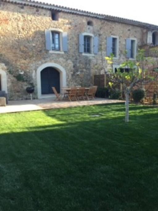 Le figuier bastide de charme 7 39 de st tropez holiday for Bastide au jardin secret