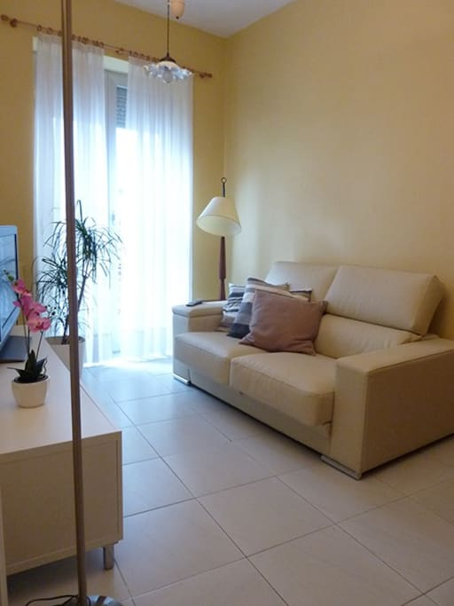 Salón/Living room.