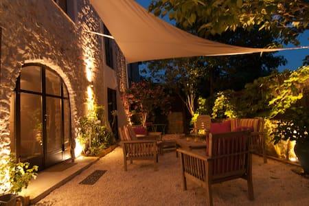 Mas des 3 Jardins Cévennes et plage - Orthoux-Sérignac-Quilhan