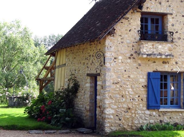 """""""Le four à pain"""" - Ecardenville-sur-Eure - บ้าน"""
