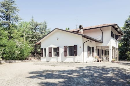 Cozy Country House with fireplace - Casalfiumanese