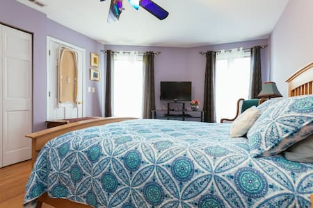 Charming Evanston stay! PART 1 - Evanston - Ház
