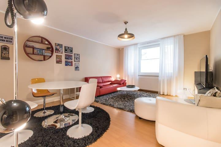Schöner wohnen in Wuppertal-Oberbarmen....